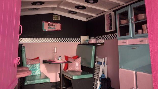 Harley hut