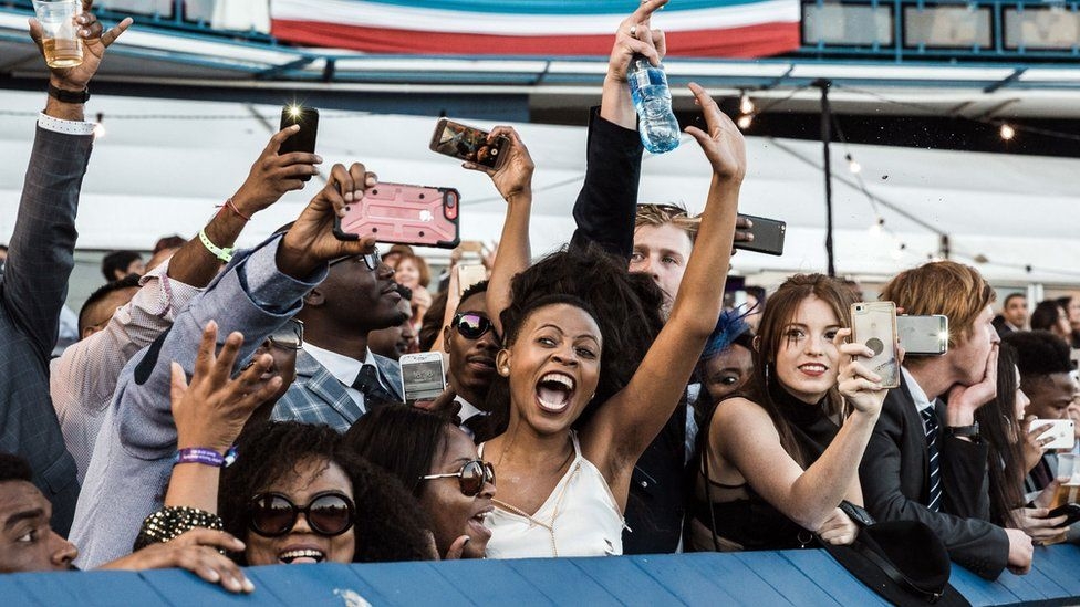 The Durban July in South Africa