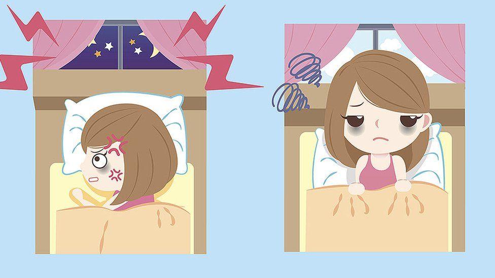 insomnia no link between