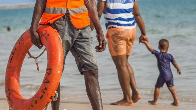 Image result for Nigerian lifeguard