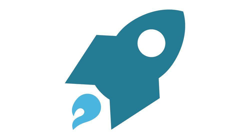 new facebook rocket icon