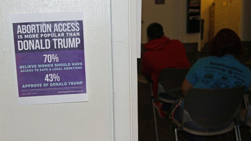 Sala de espera na Hope