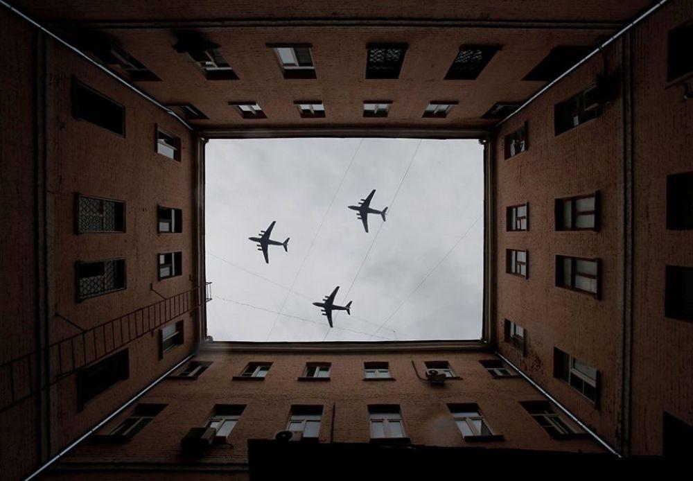 रुसी विमान