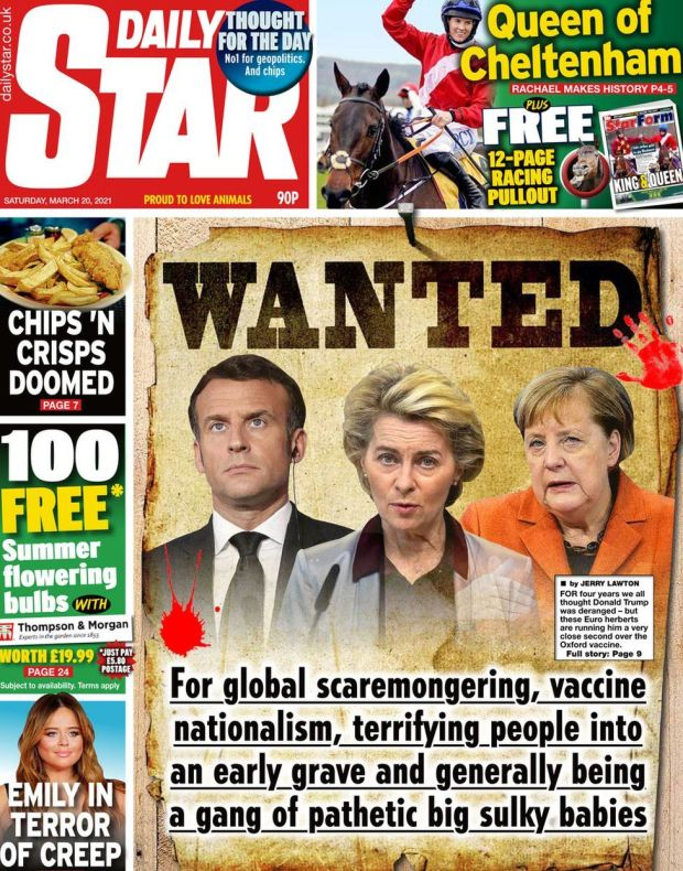The Daily Star 20 March