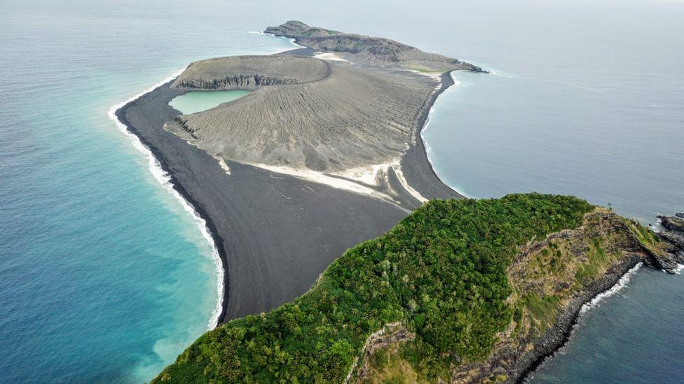 new tonga island now