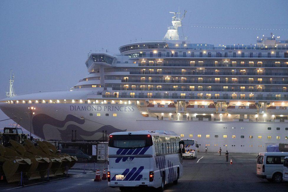 Coronavirus: Two Irish people on cruise ship treated in Japan ...