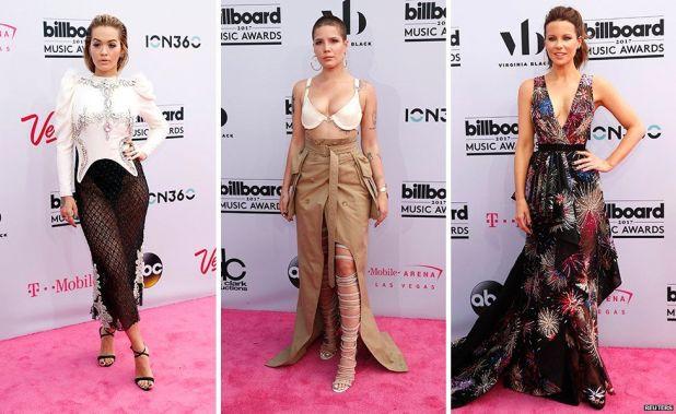Rita Ora, Halsey and Kate Beckinsale