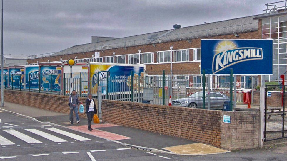 Kingsmill maker Allied Bakeries to close Cardiff bakery - BBC News