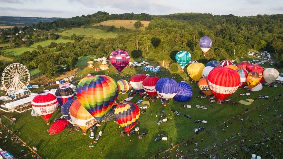 bristol balloon fiesta how