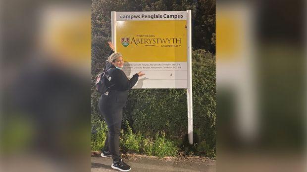 Ansa at Aberystwyth University