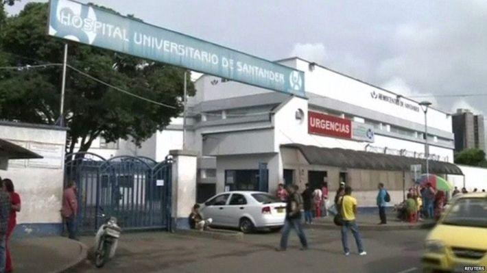 University Hospital Of Santander