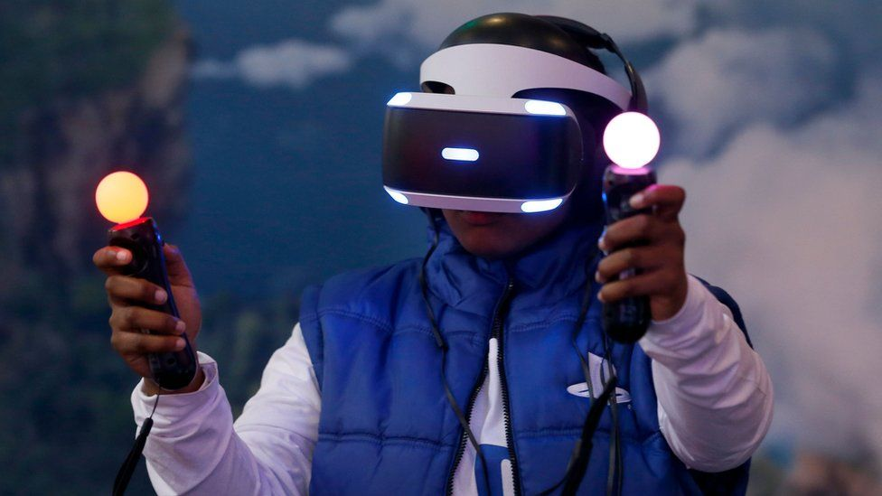 PSVR2: Sony announces 'improved' PlayStation VR for PS5