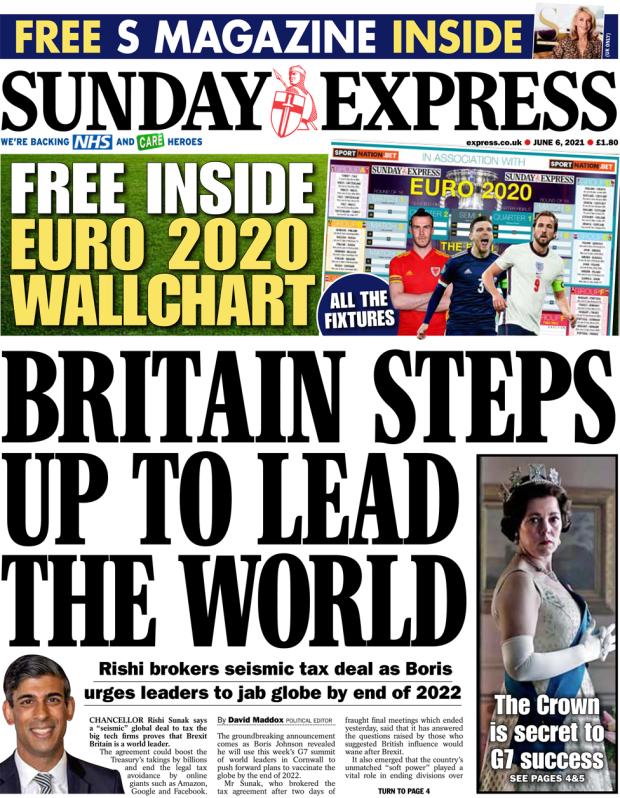 Express 6 June