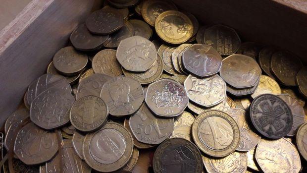 Piotr Smolenski's coin collection