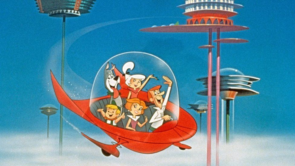 Still show the Jetsons family
