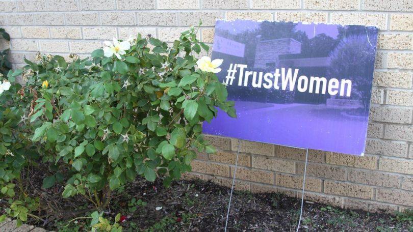 Campanha pró-direitos reprodutivos