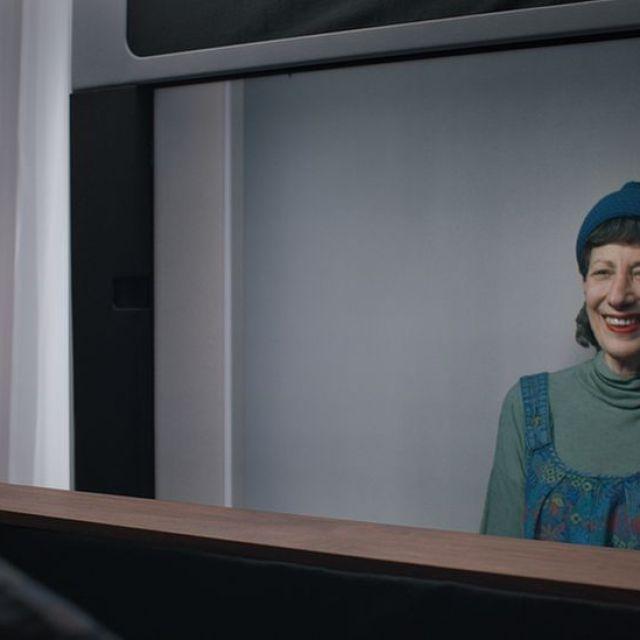 3D video chatting