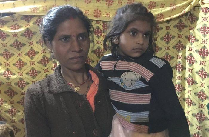 Sandhya reunited with daughter Radhika