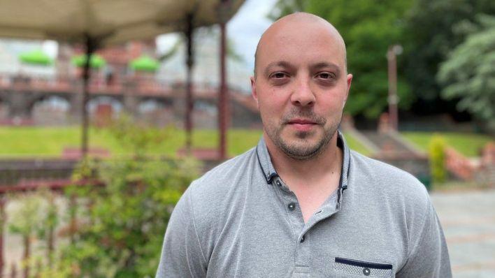 Sam Jenkins, victim support worker, Barnardo's Cymru