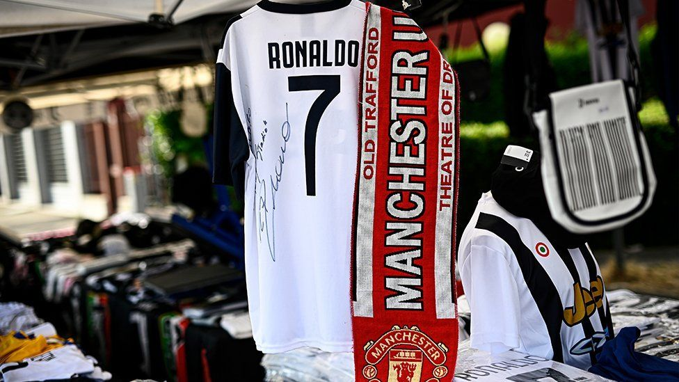 Manchester united foundation uses football to engage and inspire young people to build a better life for themselves and unite the communities in which they. Ronaldo Manchester United Transfer Why Shirt Sales Won T Balance The Books Bbc News