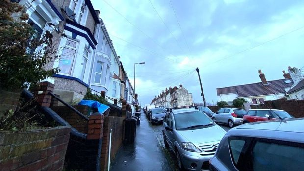 Dunkerry Road in Windmill Hill, South Bristol