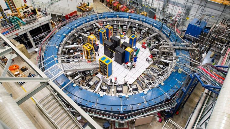 Muons: 'Strong' evidence found for a new force of nature