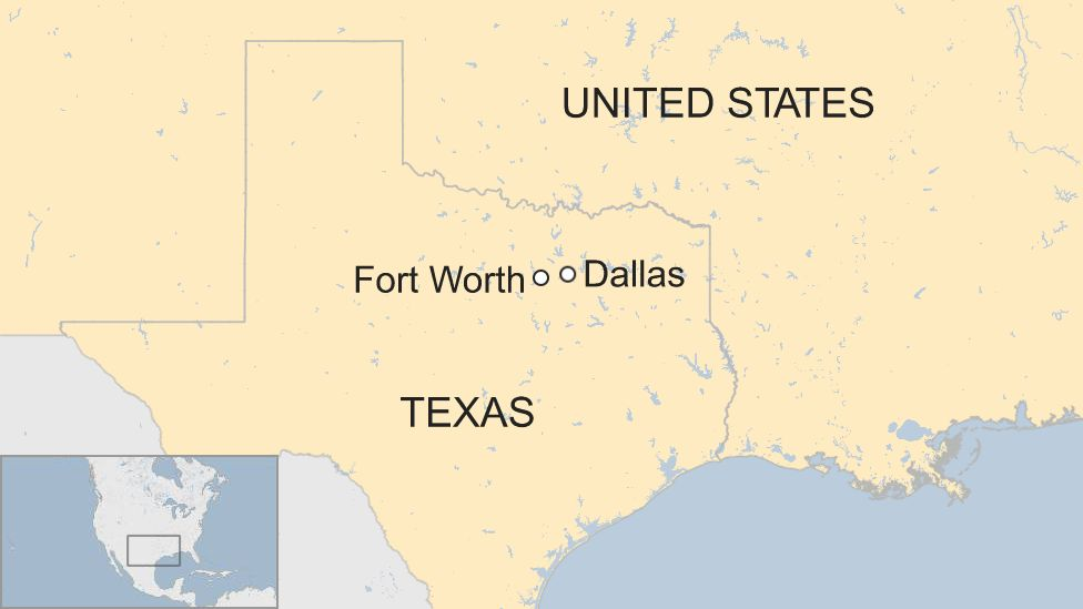 And yes, we've even got a texas map you can use on your next big road trip. Us Cold Snap Why Is Texas Seeing Arctic Temperatures Bbc News