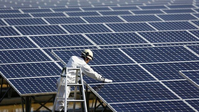Total solar project in Japan