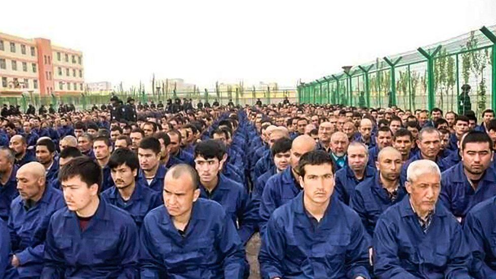 Pusat reedukasi di China