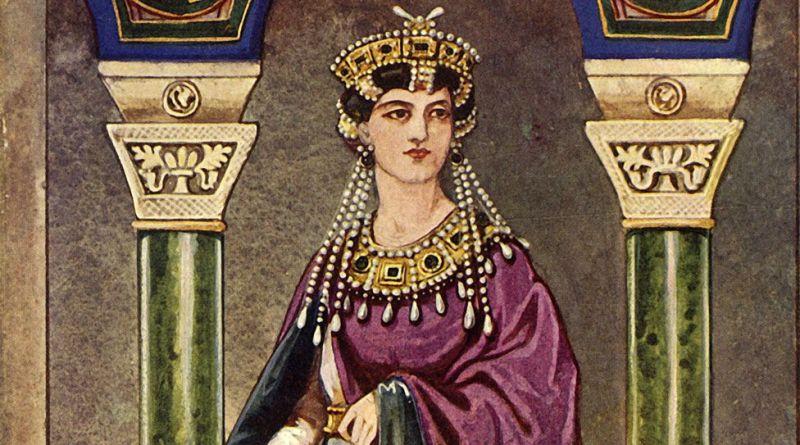 """""""Teodora del prostíbulo"""", la mujer por la que Justiniano I cambió la ley del Imperio bizantino"""