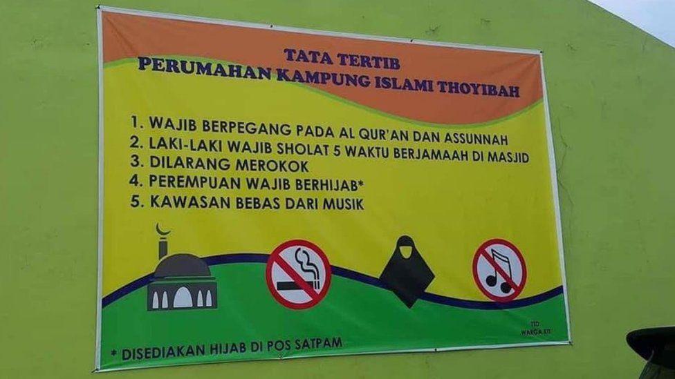 Perumahan Kampung Islami Thoyibah di Cibitung