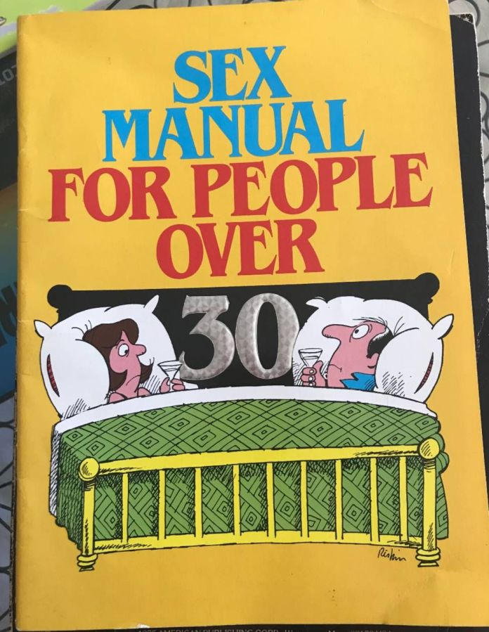 Sex Manual for People Over 30 by Ira Alterman