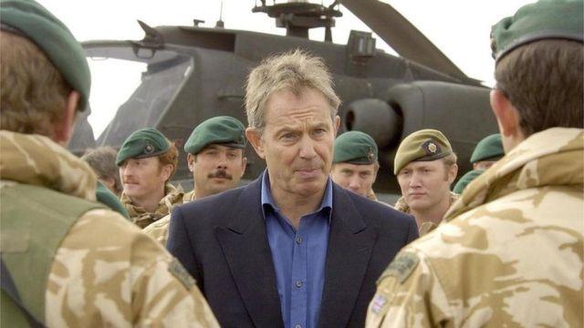 Tony Blair s'insurge contre le retrait « imbécile » de Joe Biden d'Afghanistan