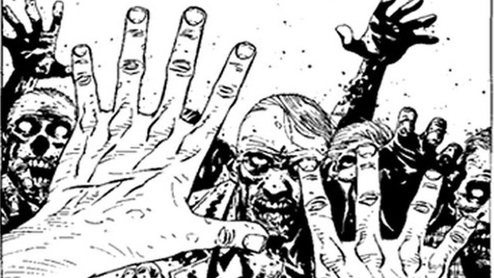 Walking Dead artist: We owe 'incredible debt' to Romero