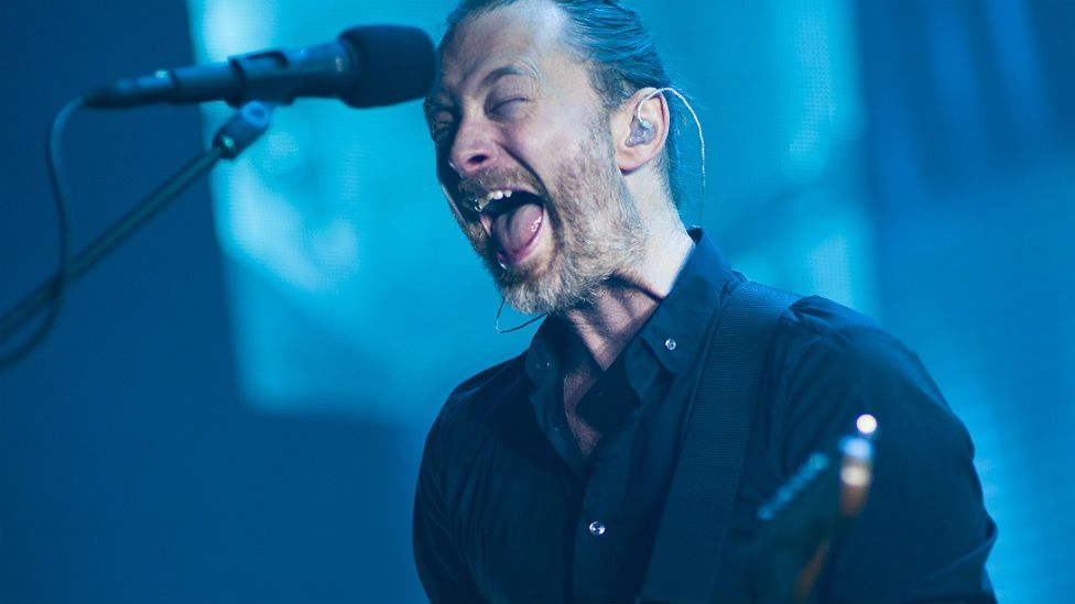 Image result for thom yorke