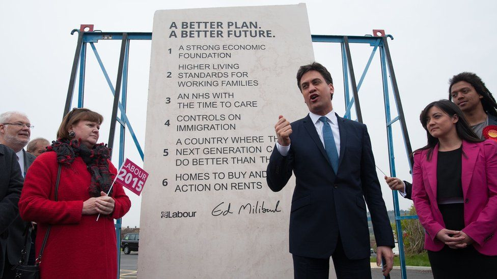 Image result for ed miliband stone