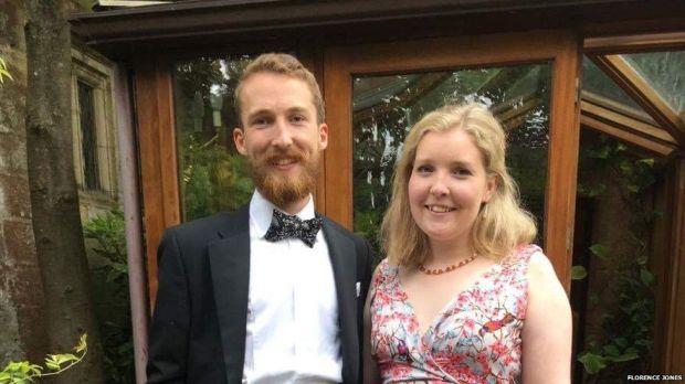 Ben and Florence Jones