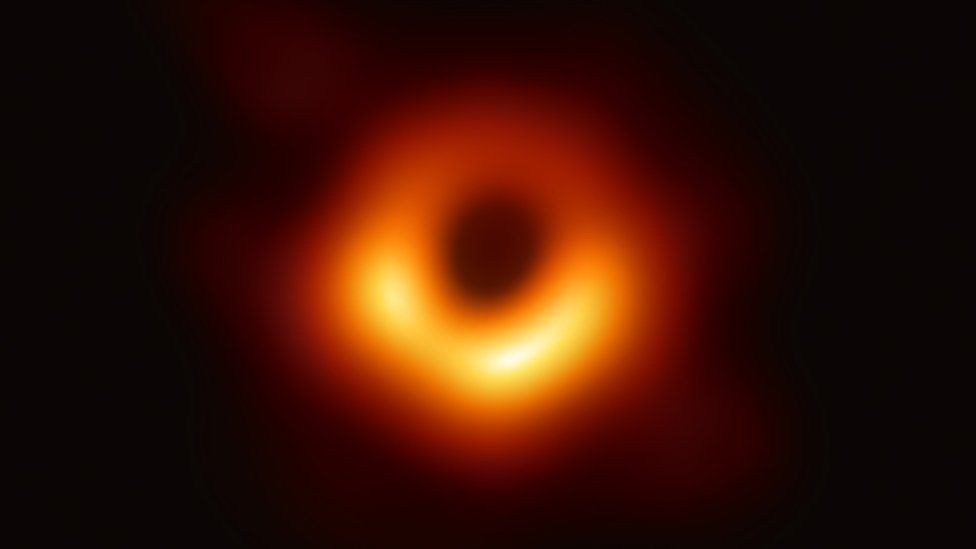first ever black hole