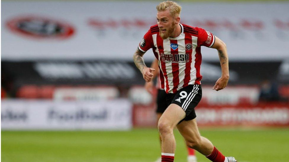 Sheffield United footballer Oli McBurnie fined for drink-driving - BBC News