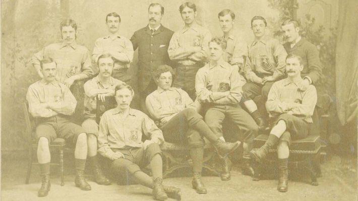 Scotland v England 1881