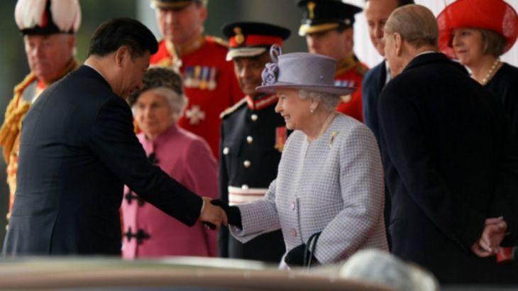 Ratu Elizabeth sambut Presiden Xi Jinping - BBC Indonesia