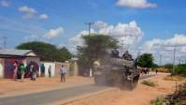 Kenya militari