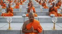 Monjes budistas na Tailândia  | Foto: Reuters