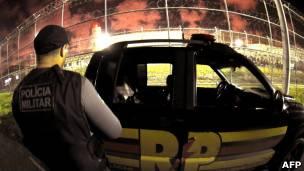 Rebelión carcelaria en Brasil.