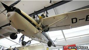 Avioneta de Rust