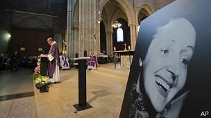 Misa para Edith Piaf