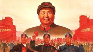 Áp phích Mao Trạch Đông