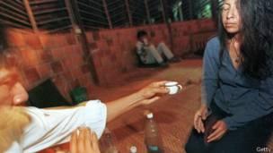 Resultado de imagen de toma de ayahuasca