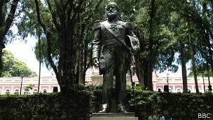 Monumento de don Pedro II