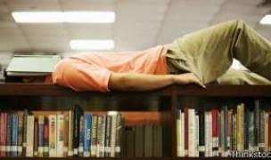 Adolescente durmiendo